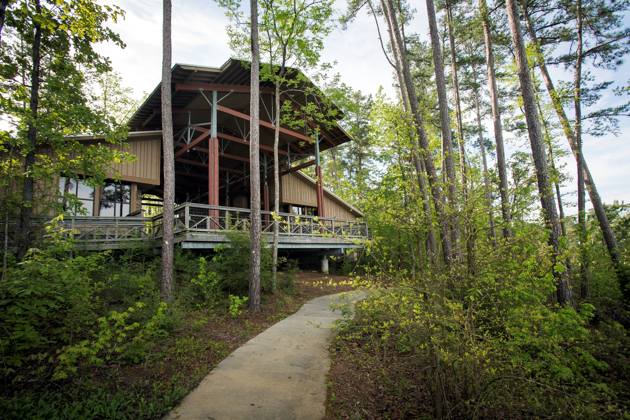 South toledo bend state park toledo bend lake country for Fishing cabins in louisiana