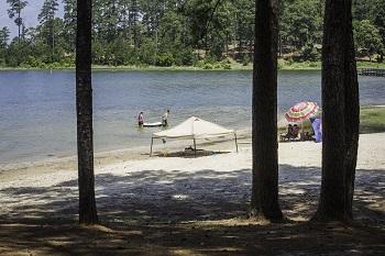 Pleasure Point Park on Toledo Bend Lake