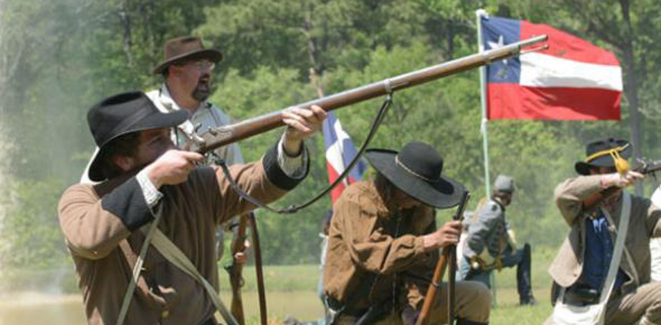 Battle of Pleasant Hill Sabine