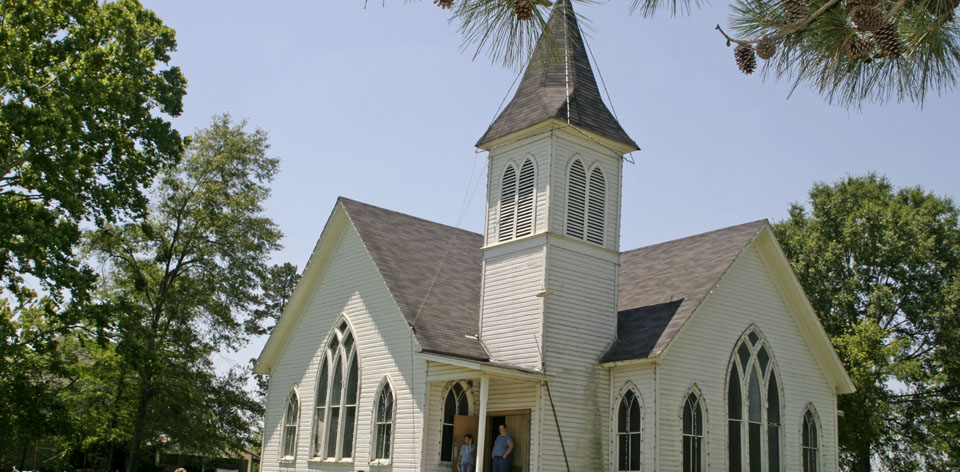 Churches Toledo Bend