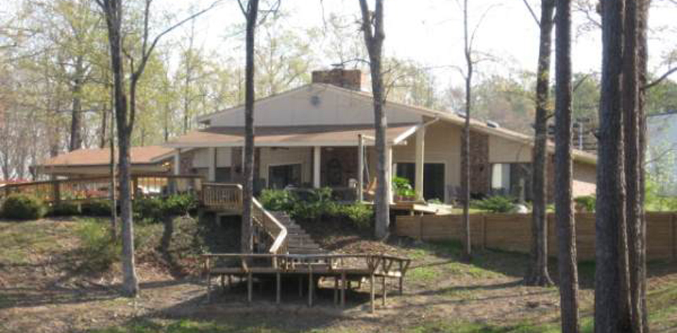 Toledo Bend Bed And Breakfast