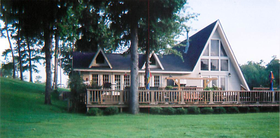 Rentals are available on beautiful Toledo Bend Lake Country