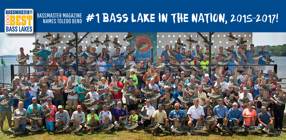Bassmaster Magazine Toledo Bend Top Bass Lake