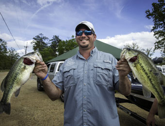 Toledo Bend named #1 bass fishery in the US