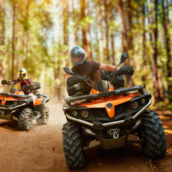Sabine Parish ATV Trails