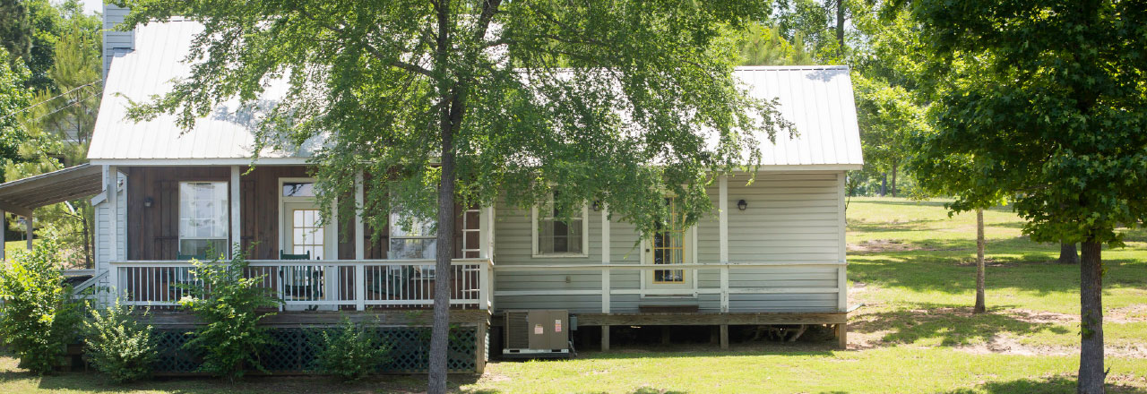 Toledo Bend Lake Country Cabins & Cottages
