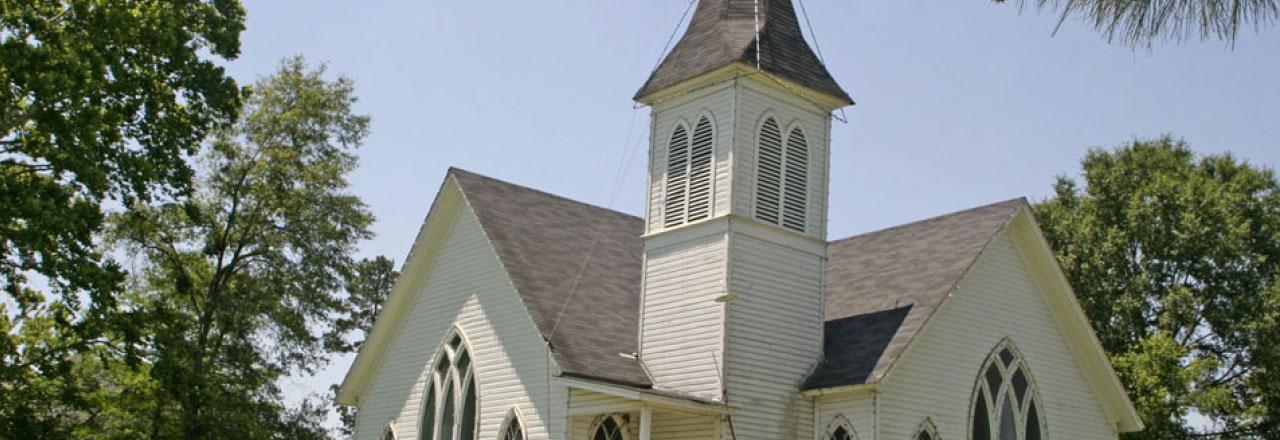 Sabine Parish Louisiana Churches