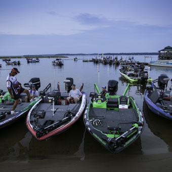 Sabine Parish Fishing Tournament Results