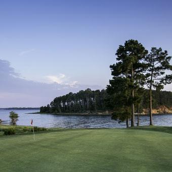 Golf in Sabine Parish Louisiana