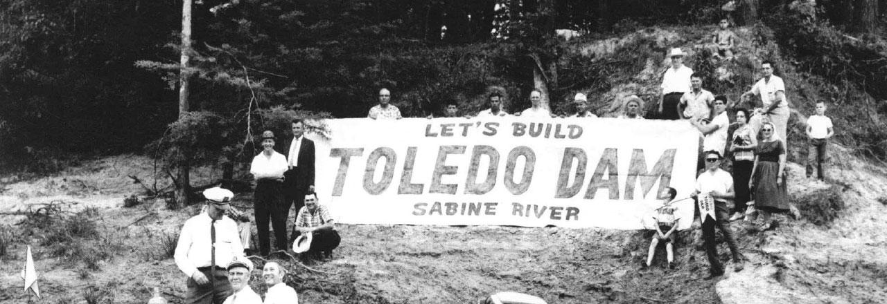 History of Toledo Bend