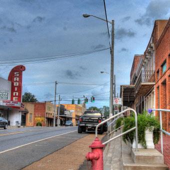 Many - Sabine Parish Louisiana