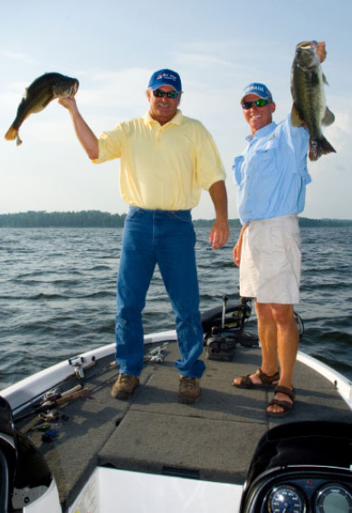 The Making of America's No  1 Bass Fishery | Toledo Bend