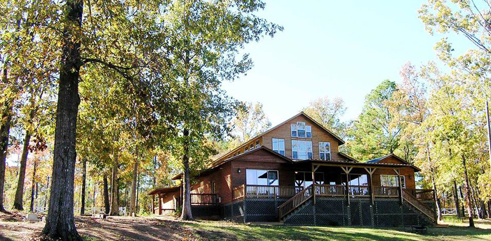 Wildwood Lodge Toledo Bend Lake Country