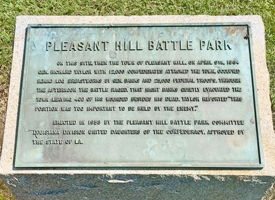 Pleasant Hill Battle Park