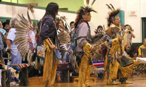 choctaw apache powwow toledo bend lake country