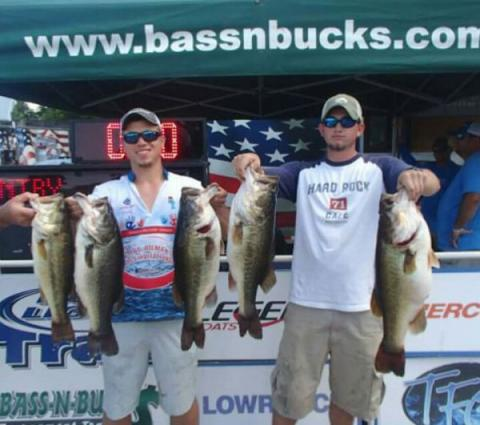 Bass n Bucks Toledo Bend Lake Country